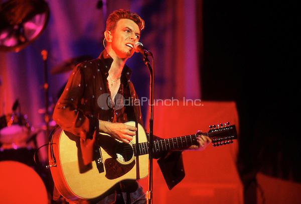 David Bowie  9/16/97 Credit: Jay Blakesberg/MediaPunch