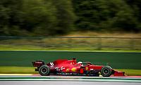 28th August 2021; Spa Francorchamps, Stavelot, Belgium: FIA F1 Grand Prix of Belgium, qualifying sessions;  16 LECLERC Charles mco, Scuderia Ferrari SF2