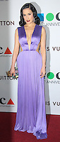 LOS ANGELES, CA, USA - MARCH 29: Dita Von Teese at the MOCA's 35th Anniversary Gala Presented By Louis Vuitton held at The Geffen Contemporary at MOCA on March 29, 2014 in Los Angeles, California, United States. (Photo by Celebrity Monitor)