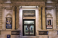 Natural Sciences Museum, Philadelphia, Pennsylvania, USA