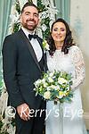 Howard/O'Sullivan wedding in the Ballyseede Castle Hotel on New Years Eve.