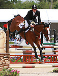 01 May 2011. Be My Guest and Clayton Fredericks finish in 5th place at the Rolex Three Day Event.