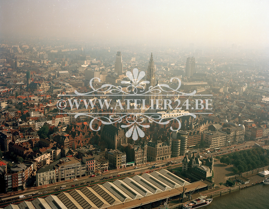 September 1997. Antwerpen.