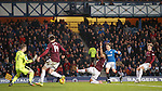Barrie McKay scores the second goal for Rangers