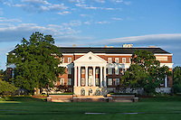 McKeldin Library, University of Maryland, College Park, Maryland, USA