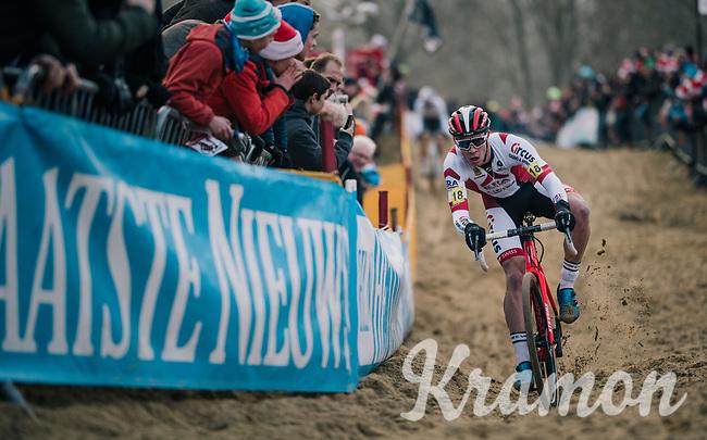 Laurens Sweeck (BEL/Era-Circus)<br /> <br /> Elite Men's Race<br /> Belgian National CX Championships / Koksijde 2018