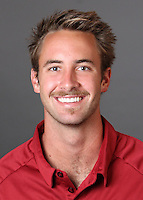 STANFORD, CA - AUGUST 31:  Ryan Kent of the Stanford Cardinal during water polo picture day on August 31, 2009 in Stanford, California.