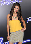 Samantha Harris at The Paramount Pictures L.A. Premiere of FOOTLOOSE held at The Regency Village Theater in Westwood, California on October 03,2011                                                                               © 2011 Hollywood Press Agency