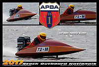 72-M   (Outboard Runabout)