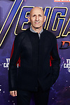 Modesto Lomba attends to Avengers Endgame premiere at Capitol cinema in Madrid, Spain. April 23, 2019. (ALTERPHOTOS/A. Perez Meca)