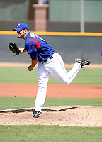 Mitch Moreland / Texas Rangers 2008 Instructional League..Photo by:  Bill Mitchell/Four Seam Images