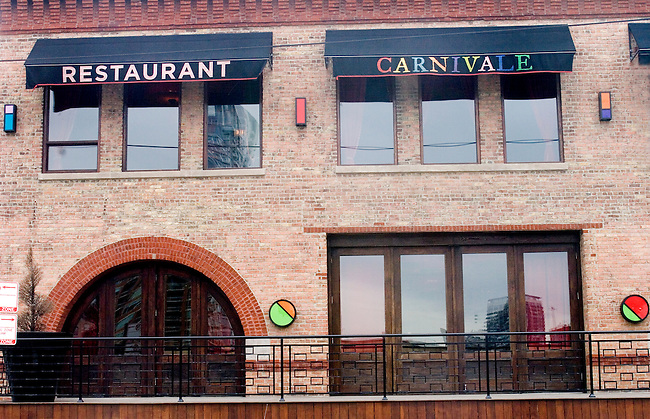 Carnivale Restaurant, Chicago, Illinois