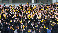 Friday 17th March 2017 | ULSTER SCHOOLS CUP FINAL<br /> <br /> RBAI supporters during the Ulster Schools Cup Final between RBAI and MCB at Kingspan Stadium, Ravenhill Park, Belfast, Northern Ireland.<br /> <br /> Photograph by John Dickson | www.dicksondigital.com