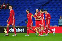 2019 09 09 Wales v Belarus, Cardiff City Stadium, Cardiff, Wales, UK