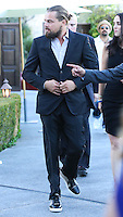 LAGUNA BEACH, CA, USA - AUGUST 16: Actor Leonardo DiCaprio arrives at the 7th Annual Oceana's Annual SeaChange Summer Party on August 16, 2014 in Laguna Beach, California, United States. (Photo by Xavier Collin/Celebrity Monitor)
