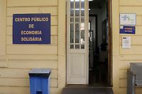 Campinas (SP), 15/07/2021 - Fachadas do Banco do Povo e do Centro Publico de Economia Solidaria de Campinas