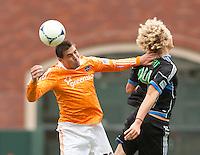 San Jose Earthquakes vs Houston Dynamo March 17, 2012