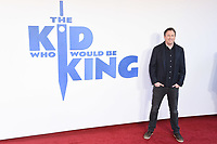 """Joe Cornish<br /> arriving for the premiere of """"The Kiid who would be King"""" at the Odeon Luxe cinema, Leicester Square, London<br /> <br /> ©Ash Knotek  D3476  03/02/2019"""