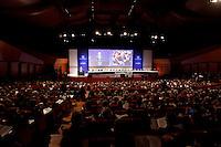 Un momento dell'Assemblea annuale di Confindustria a Roma, 23 maggio 2013..A view of the Italian Confindustria industrialists association's annual assembly in Rome, 23 May 2013..UPDATE IMAGES PRESS/Riccardo De Luca
