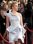 Scarlett Johansson Reynolds at the Marvel World Premiere of Iron Man 2 held at The El Capitan Theatre in Hollywood, California on April 26,2010                                                                   Copyright 2010  DVS / RockinExposures