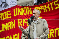 Jeremy Corbyn MP (Labour Member of Parliament for Islington North).<br />