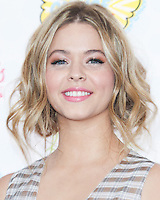 LOS ANGELES, CA, USA - AUGUST 10: Sasha Pieterse arrives at the Teen Choice Awards 2014 held at The Shrine Auditorium on August 10, 2014 in Los Angeles, California, United States. (Photo by Celebrity Monitor)