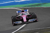 11th October 2020, Nuerburgring, Nuerburg, Germany; FIA Formula 1 Eifel Grand Prix, Race Day;  27 Nico Hulkenberg GER, BWT Racing Point F1 Team