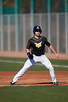 Aj Whiteherse during the Under Armour All-America Tournament powered by Baseball Factory on January 18, 2020 at Sloan Park in Mesa, Arizona.  (Mike Janes/Four Seam Images)
