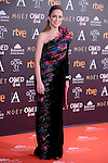 Silvia Abascal attends to the Red Carpet of the Goya Awards 2017 at Madrid Marriott Auditorium Hotel in Madrid, Spain. February 04, 2017. (ALTERPHOTOS/BorjaB.Hojas)