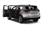 Car images of 2021 KIA Sportage LX 5 Door suv Doors