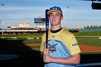 Joshua Randall during the Under Armour All-America Tournament powered by Baseball Factory on January 17, 2020 at Sloan Park in Mesa, Arizona.  (Zachary Lucy/Four Seam Images)