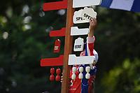 KAATSEN: BEETGUM: 02-08-2020, Hoofdklasse Kaatsen, ©foto Martin de Jong