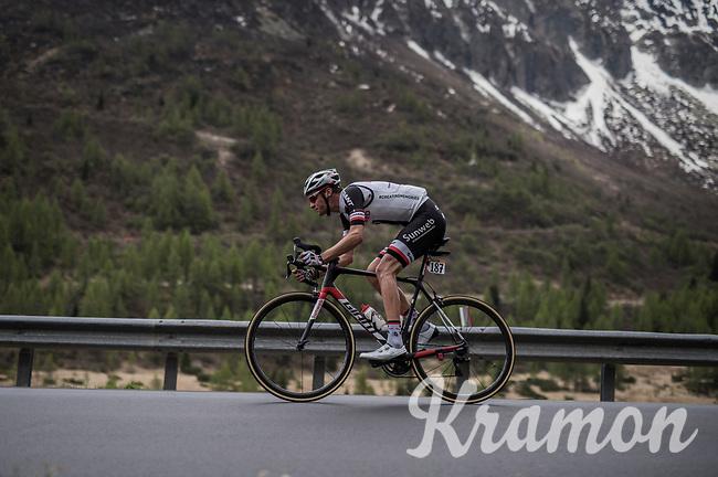 Georg Preidler (AUT/Sunweb)<br /> <br /> Stage 17: Tirano › Canaze (219km)<br /> 100th Giro d'Italia 2017