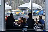 IMSA WeatherTech SportsCar Championship<br /> Chevrolet Sports Car Classic<br /> Detroit Belle Isle Grand Prix, Detroit, MI USA<br /> Saturday 3 June 2017<br /> 86, Acura, Acura NSX, GTD, Oswaldo Negri Jr., Jeff Segal<br /> World Copyright: Richard Dole<br /> LAT Images<br /> ref: Digital Image RD_DTW_17_0353