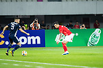 Guangzhou Evergrande FC (CHN)  vs Melbourne Victory (AUS)  during their AFC Champions League 2019 Group Stage Group F match at the Tianhe Stadium on 10th April  2019, in Guangzhou, China. Photo by Panda Man / Power Sport Images.