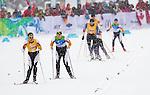 Margarita Gorbounova, Vancouver 2010 - Para Nordic Skiing // Ski paranordique.<br /> Margarita Gorbounova competes in Para Biathlon // Margarita Gorbounova participe en parabiathlon. 13/03/2010.