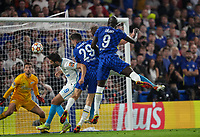 Romelu Lukaku of Chelsea scores a goal during the UEFA Champions League group match between Chelsea and Zenit St. Petersburg at Stamford Bridge, London, England on 14 September 2021. PUBLICATIONxNOTxINxUK Copyright: xAndyxRowlandx PMI-4420-0011 <br /> London 14/09/2021 Stamford Bridge <br /> Football Uefa Champions League 2021/2022 <br /> Chelsea Vs Zenit St Petersburg <br /> Photo Imago/Insidefoto <br /> ITALY ONLY