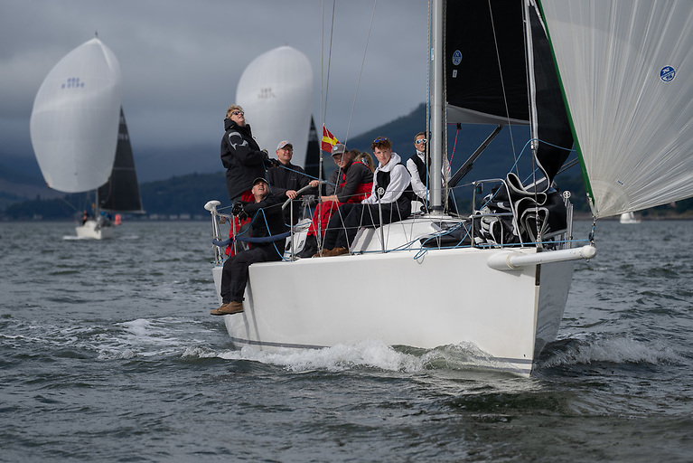 Robin Young's Jings. Young is the new Class Chairman of the RC35 class
