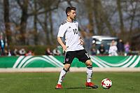 Salih Özcan (Deutschland, 1. FC Köln) - 25.03.2017: U19 Deutschland vs. Serbien, Sportpark Kelsterbach