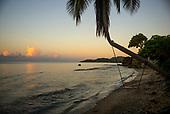 Esperanza, Vieques, Puerto Rico<br /> September 8, 2021<br /> <br /> Sunrise on Ensenada Sombe from Playa Sun Bay in Esperanza.