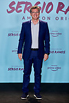 "Miguel Porlan Noguera attends to ""El Corazon De Sergio Ramos"" premiere at Reina Sofia Museum in Madrid, Spain. September 10, 2019. (ALTERPHOTOS/A. Perez Meca)"