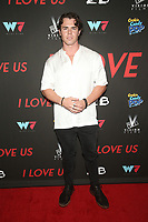 WEST HOLLYWOOD, CA - SEPTEMBER 13: Maximilian Acevedo, at the LA Premiere Screening Of I Love Us at Harmony Gold in West Hollywood, California on September 13, 2021. Credit: Faye Sadou/MediaPunch