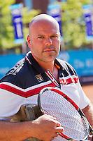 04-09-12, Netherlands, Alphen aan den Rijn, Tennis, TEAN International,  Raymond Knaap zal volgende week tijdens het Daviscupduel met Zwitserland captain Jan Siemerink assisteren. De coach van Jong Oranje neemt de plek in van Rohan Goetzke, die onlangs als technisch directeur van de tennisbond KNLTB vertrok.