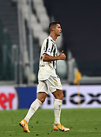 Calcio, Serie A: Juventus - Sampdoria, Turin, Allianz Stadium, September 20, 2020.<br /> Juventus' Cristiano Ronaldo celebrates after scoring during the Italian Serie A football match between Juventus and Sampdoria at the Allianz stadium in Turin, September 20,, 2020.<br /> UPDATE IMAGES PRESS/Isabella Bonotto