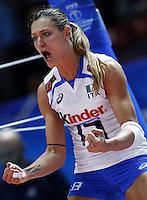 Valentina Arrighetti  <br /> Milano 11-10-2014 Forum Assago Mondiali <br /> Volley Women's World Championship Italy 2014 <br /> Italia <br /> Foto Insidefoto