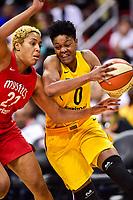 WNBA: Sparks vs Mystics