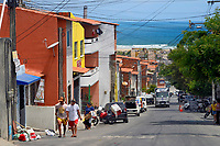 Casas pobres, Bairro Papicu, Fortaleza, Ceara. 2018. Foto de Juca Martins