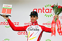 14th July 2021, Muret, France;  PEREZ Anthony (FRA) of COFIDIS during stage 17 of the 108th edition of the 2021 Tour de France cycling race, a stage of 178,4 kms between Muret and Saint-Lary-Soulan.