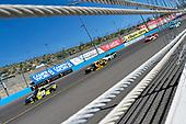 2017 NASCAR Xfinity Series<br /> DC Solar 200<br /> Phoenix International Raceway, Avondale, AZ USA<br /> Saturday 18 March 2017<br /> Matt Tifft, Surface Sunscreen / Tunity / Braingear Toyota Camry and Brendan Gaughan<br /> World Copyright: Nigel Kinrade/LAT Images<br /> ref: Digital Image 17PHX1nk05347