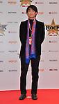 Hiroya Ozaki, November 11, 2016, Tokyo, Japan : Japanese singer Hiroya Ozaki poses on the red carpet for 'The Classic Rock Awards 2016' at Ryogoku Kokugikan in Tokyo, Japan on November 11, 2016.